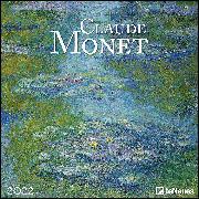 Cover-Bild zu Claude Monet 2022 - Wand-Kalender - Broschüren-Kalender - 30x30 - 30x60 geöffnet - Kunst-Kalender von Monet, Claude