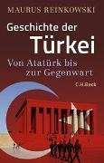 Cover-Bild zu Geschichte der Türkei von Reinkowski, Maurus