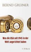 Cover-Bild zu Greiner, Bernd: Made in Washington