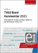 Cover-Bild zu TVöD Bund Kommentar 2021 (eBook) von Effertz, Jörg