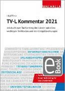Cover-Bild zu TV-L Kommentar 2021 (eBook) von Effertz, Jörg
