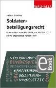 Cover-Bild zu Soldatenbeteiligungsrecht (eBook) von Gronimus, Andreas