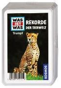 Cover-Bild zu WAS IST WAS - Rekorde der Tierwelt