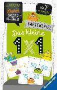 Cover-Bild zu Kartenspiel Das kleine 1x1 von Koppers, Theresia