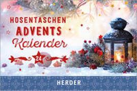 Cover-Bild zu Hosentaschenadventskalender