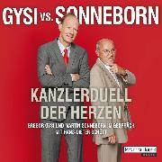 Cover-Bild zu Gysi vs. Sonneborn (Audio Download) von Sonneborn, Martin