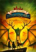 Cover-Bild zu Die geheime Drachenschule - Das Erwachen der Blattfinger (eBook) von Skye, Emily