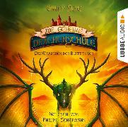 Cover-Bild zu Die geheime Drachenschule - Das Erwachen der Blattfinger von Skye, Emily