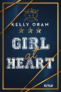 Cover-Bild zu Girl At Heart von Oram, Kelly