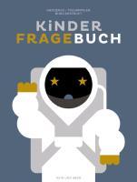Cover-Bild zu Kinderfragebuch Astronaut