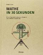Cover-Bild zu Mathe in 30 Sekunden von Brown, Richard