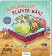 Cover-Bild zu Dreh hin - Dreh her 2: Aufgewacht, kleiner Bär! von Tress, Sylvia