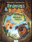 Cover-Bild zu Erdnuss und Rotzko von Brause, Katalina