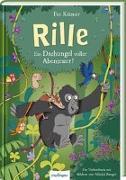 Cover-Bild zu Rille 2: Ein Dschungel voller Abenteuer! von Krämer, Fee