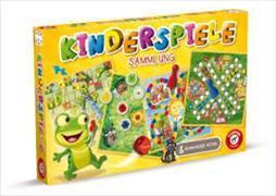 Cover-Bild zu Kinderspiele Sammlung