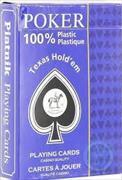 Cover-Bild zu Plastik Poker Texas Hold ´em, Corner Index**