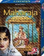 Cover-Bild zu Das Vermächtnis des Maharaja von Schacht, Michael