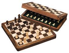 Cover-Bild zu Schachkassette, magnetisch, Feld 32 mm