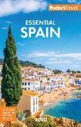Cover-Bild zu Fodor's Essential Spain 2020 von Travel Guides, Fodor's