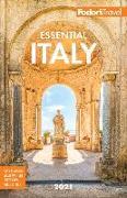 Cover-Bild zu Fodor's Essential Italy 2021 von Travel Guides, Fodor's