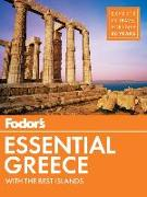 Cover-Bild zu Fodor's Essential Greece von Guides, Fodor's Travel