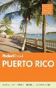 Cover-Bild zu Fodor's Puerto Rico von Guides, Fodor's Travel