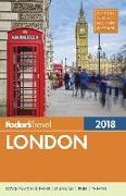 Cover-Bild zu Fodor's London 2018 von Guides, Fodor's Travel