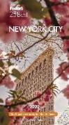 Cover-Bild zu Fodor's New York City 25 Best 2020 von Travel Guides, Fodor's