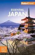 Cover-Bild zu Fodor's Essential Japan von Guides, Fodor's Travel