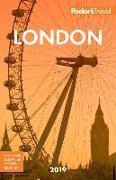Cover-Bild zu Fodor's London 2019 von Travel Guides, Fodor's