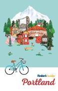 Cover-Bild zu Fodor's Inside Portland (eBook) von Travel Guides, Fodor's