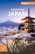 Cover-Bild zu Fodor's Essential Japan (eBook) von Guides, Fodor's Travel