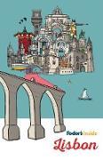 Cover-Bild zu Fodor's Inside Lisbon (eBook) von Travel Guides, Fodor's