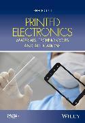 Cover-Bild zu Cui, Zheng: Printed Electronics (eBook)