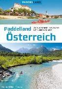 Cover-Bild zu Zaunhuber, Alfons: Paddelland Österreich
