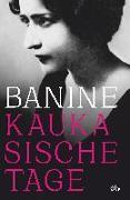 Cover-Bild zu Banine: Kaukasische Tage