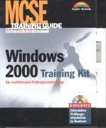 Cover-Bild zu MCSE Windows 2000. Training Kit