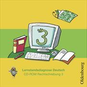 Cover-Bild zu Lernstandsdiagnosen Deutsch. 3. Schuljahr - Rechtschreibung