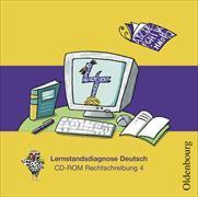 Cover-Bild zu Lernstandsdiagnosen Deutsch. 4. Schuljahr - Rechtschreibung