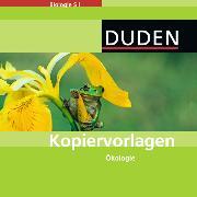 Cover-Bild zu Biologie SI. Ökologie. Kopiervorlagen auf CD-ROM