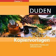 Cover-Bild zu Chemie SI. Organische Chemie und Umweltchemie. Kopiervorlagen auf CD-ROM