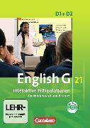 Cover-Bild zu English G 21. Ausgabe D1/2. Interaktive Präsentationen