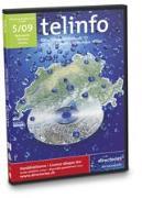 Cover-Bild zu Telinfo 2009/5