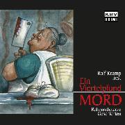 Cover-Bild zu eBook Ein Viertelpfund Mord
