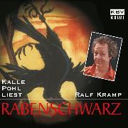 Cover-Bild zu eBook Rabenschwarz