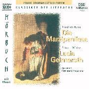 Cover-Bild zu eBook Die Marzipanliese - Lucie Gelmeroth