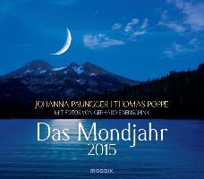 Cover-Bild zu Das Mondjahr 2015