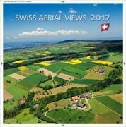 Cover-Bild zu Swiss Aerial Views 2017