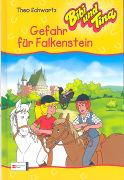 Cover-Bild zu Gefahr für Falkenstein