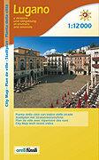 Cover-Bild zu Lugano und Umgebung. 1:12'000